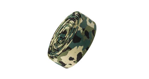 Bontrager Gel Cork Handlebar Tape camo green